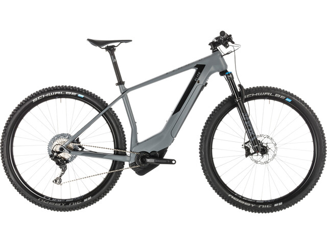 Cube Elite Hybrid C:62 SL 500 grey'n'black